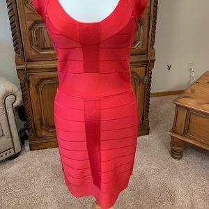 French Connection bandage dress. Size 6. $30